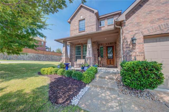 601 Excalibur Drive, Mckinney, TX 75071 (MLS #14149741) :: Hargrove Realty Group
