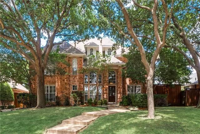 2675 Mum Drive, Richardson, TX 75082 (MLS #14149743) :: Century 21 Judge Fite Company