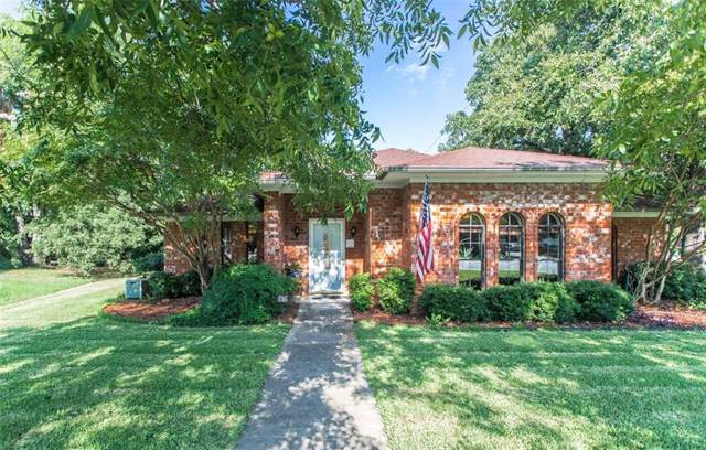 37 Hickory Hills Boulevard, Hickory Creek, TX 75065 (MLS #14149792) :: All Cities Realty