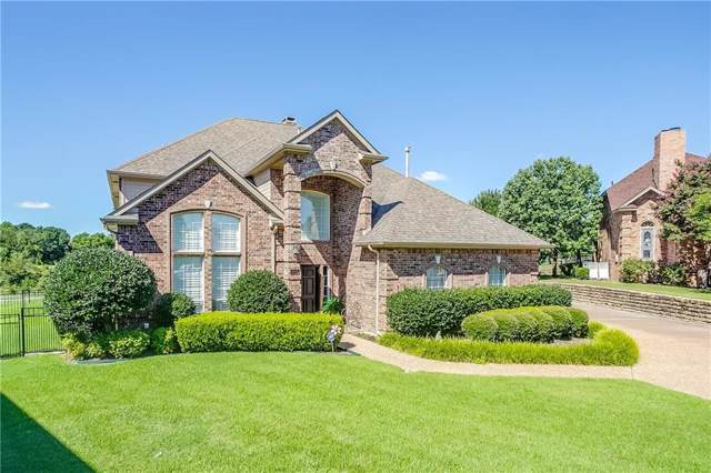 6305 Mesa Ridge Drive, Fort Worth, TX 76137 (MLS #14149800) :: The Chad Smith Team