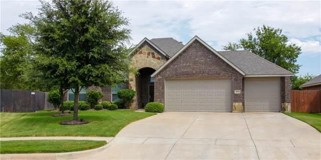 1625 Potomac Drive, Burleson, TX 76028 (MLS #14149844) :: Frankie Arthur Real Estate