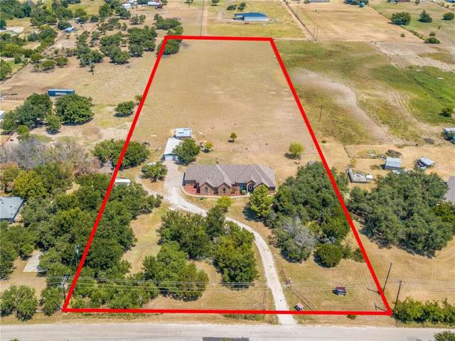 1620 Sweet Springs Road, Weatherford, TX 76088 (MLS #14149891) :: Frankie Arthur Real Estate