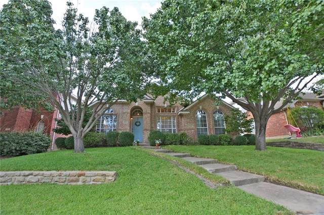 1750 Cresthill Drive, Rockwall, TX 75087 (MLS #14149943) :: Baldree Home Team