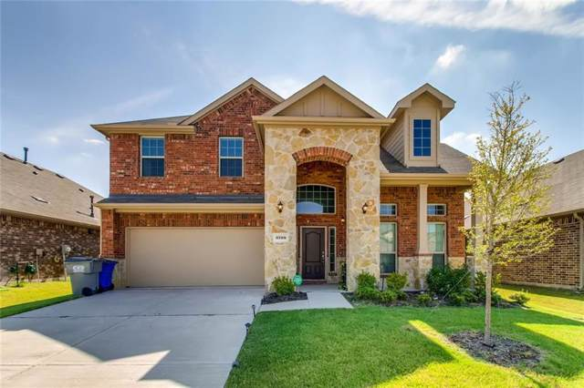 3709 Moorcroft Road, Frisco, TX 75036 (MLS #14149975) :: Frankie Arthur Real Estate