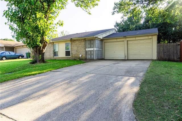 2418 Clearwood Drive, Arlington, TX 76014 (MLS #14149994) :: The Paula Jones Team   RE/MAX of Abilene