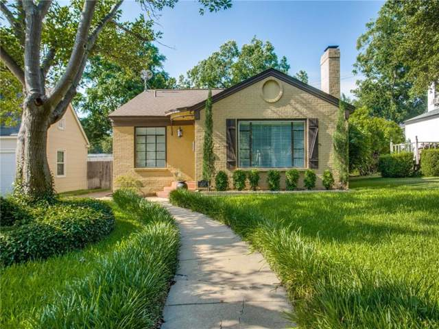 4229 Calmont Avenue, Fort Worth, TX 76107 (MLS #14150055) :: The Mitchell Group