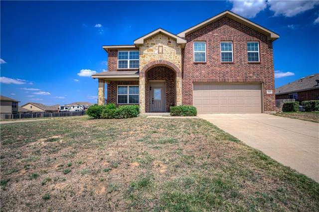 264 Rock Meadow Drive, Crowley, TX 76036 (MLS #14150069) :: The Mitchell Group