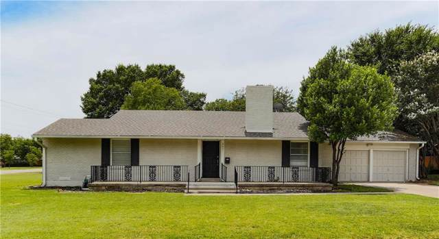 3601 Dryden Road, Fort Worth, TX 76109 (MLS #14150081) :: The Mitchell Group