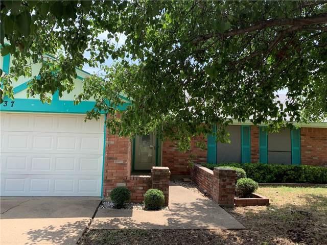 7137 S Meadow Drive E, Fort Worth, TX 76133 (MLS #14150096) :: RE/MAX Landmark