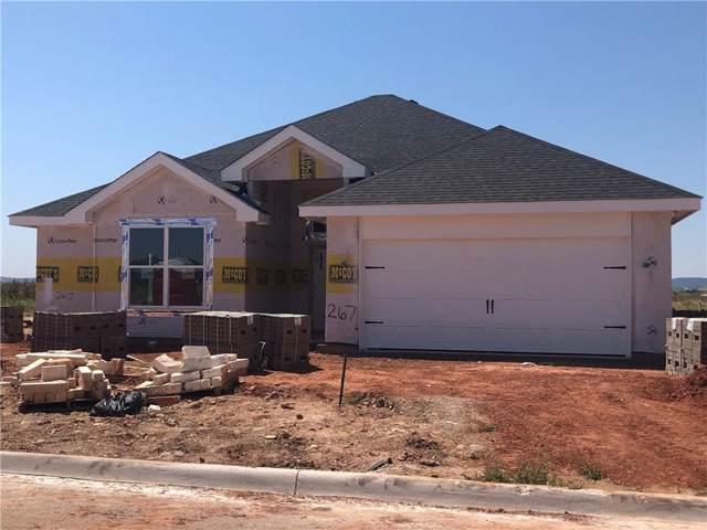 267 Martis Way, Abilene, TX 79602 (MLS #14150166) :: The Chad Smith Team