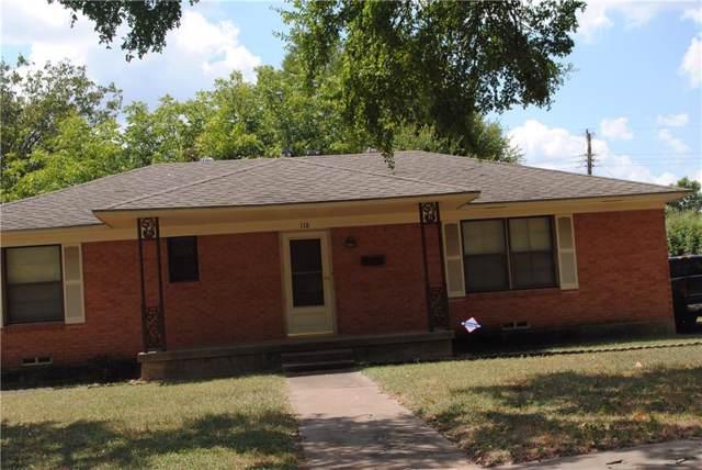118 Laurel Lane, Lancaster, TX 75134 (MLS #14150179) :: Century 21 Judge Fite Company