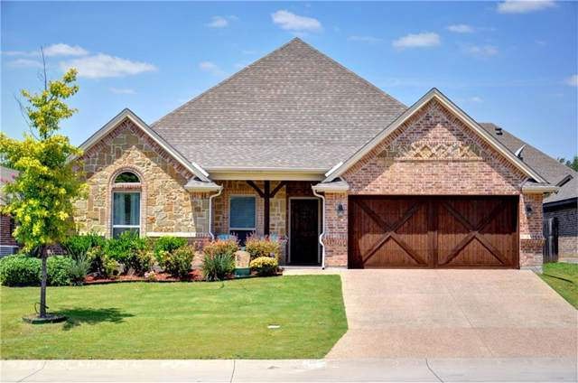 248 Spyglass Drive, Willow Park, TX 76008 (MLS #14150211) :: RE/MAX Town & Country