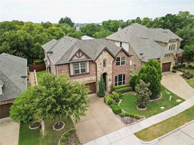 12106 Jackson Creek Drive, Dallas, TX 75243 (MLS #14150222) :: The Tierny Jordan Network