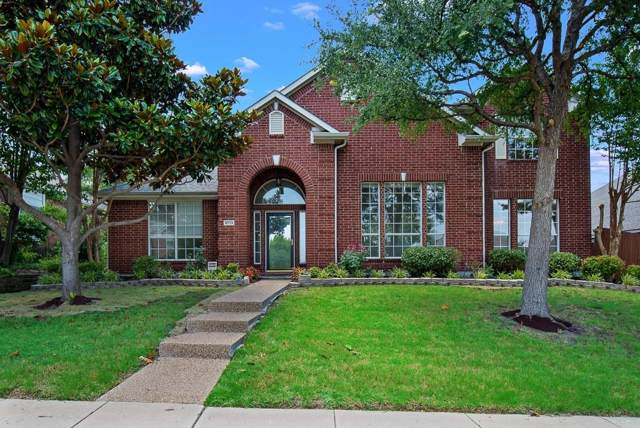 9713 Beck Drive, Plano, TX 75025 (MLS #14150288) :: Baldree Home Team