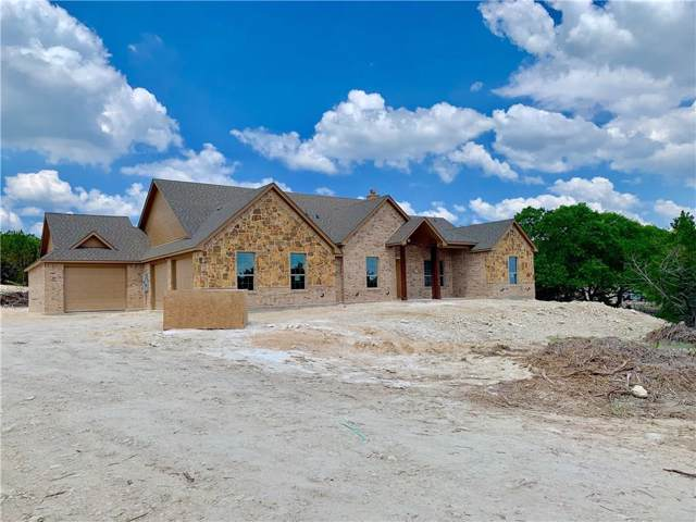 166 Cedar Mountain Drive, Weatherford, TX 76085 (MLS #14150293) :: The Chad Smith Team