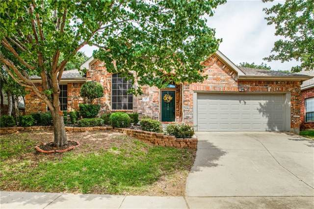 128 Red Bluff Drive, Hickory Creek, TX 75065 (MLS #14150354) :: All Cities Realty