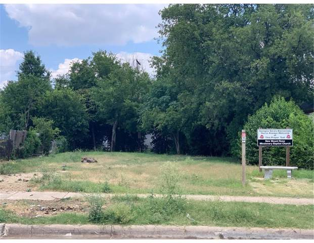 1037 Glen Garden Drive, Fort Worth, TX 76104 (MLS #14150470) :: North Texas Team | RE/MAX Lifestyle Property