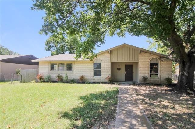 4018 Jade Drive, Mesquite, TX 75150 (MLS #14150474) :: Century 21 Judge Fite Company