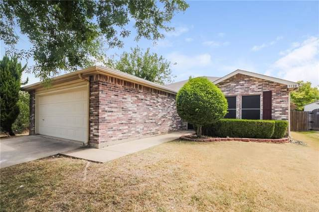 5128 Bedfordshire Drive, Fort Worth, TX 76135 (MLS #14150484) :: Hargrove Realty Group