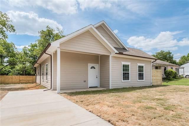 1726 Fordham Road, Dallas, TX 75216 (MLS #14150493) :: RE/MAX Landmark