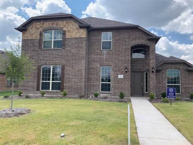121 Singleton Drive, Royse City, TX 75189 (MLS #14150534) :: RE/MAX Landmark