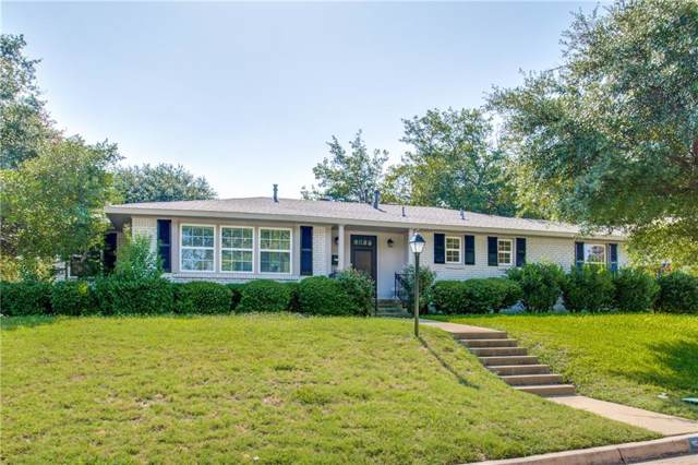 4801 Inwood Road, Fort Worth, TX 76109 (MLS #14150597) :: Vibrant Real Estate