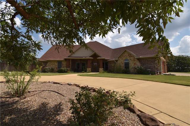 168 Texoma Bluffs Circle, Gordonville, TX 76245 (MLS #14150619) :: The Tierny Jordan Network