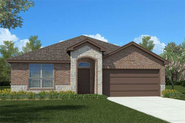 1205 Burlingame Drive, Cleburne, TX 76033 (MLS #14150664) :: Potts Realty Group