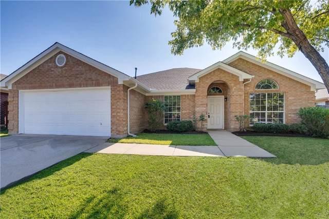 7405 Fossil Hill Drive, Arlington, TX 76002 (MLS #14150746) :: Vibrant Real Estate
