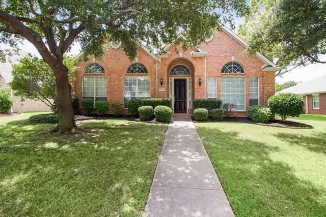 305 Salisbury Lane, Flower Mound, TX 75028 (MLS #14150784) :: Team Hodnett