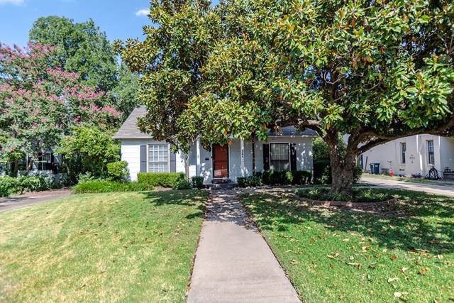 3417 Stadium Drive, Fort Worth, TX 76109 (MLS #14150800) :: The Real Estate Station