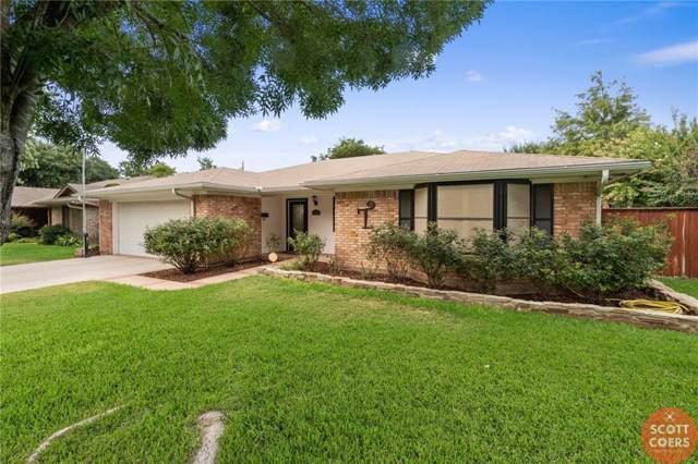 2306 10th Street, Brownwood, TX 76801 (MLS #14150883) :: The Heyl Group at Keller Williams