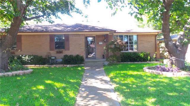 6420 Symphony Lane, Dallas, TX 75227 (MLS #14150910) :: The Mitchell Group