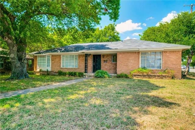 6839 Walnut Hill Lane, Dallas, TX 75230 (MLS #14150975) :: Robbins Real Estate Group