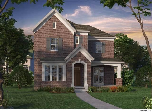 7400 Stanhope Street, Mckinney, TX 75071 (MLS #14150986) :: Kimberly Davis & Associates