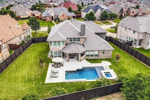 2295 Sussex Lane, Allen, TX 75013 (MLS #14151003) :: All Cities Realty