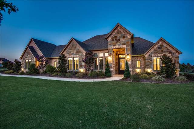 13032 Willow Crossing Drive, Fort Worth, TX 76052 (MLS #14151011) :: The Heyl Group at Keller Williams