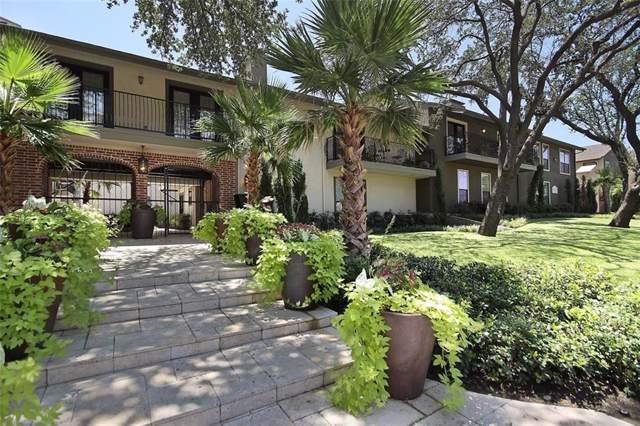 5836 Birchbrook Drive #133, Dallas, TX 75206 (MLS #14151032) :: Robbins Real Estate Group