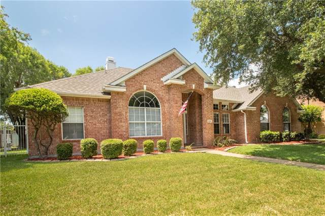 9210 Briarcrest Drive, Rowlett, TX 75089 (MLS #14151082) :: The Heyl Group at Keller Williams