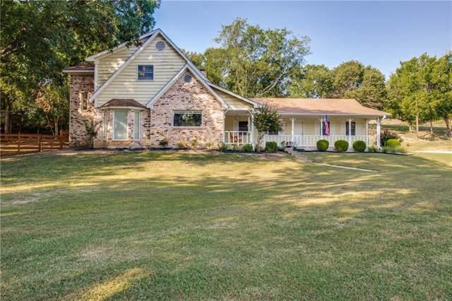 2909 Ranch House Road, Willow Park, TX 76087 (MLS #14151095) :: Team Hodnett