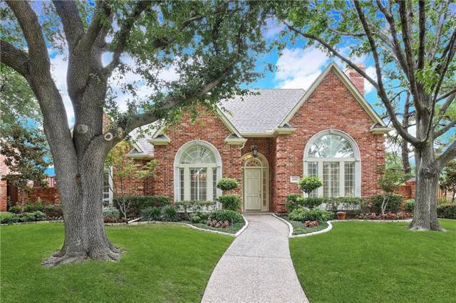 1600 Watch Hill Drive, Plano, TX 75093 (MLS #14151179) :: Frankie Arthur Real Estate