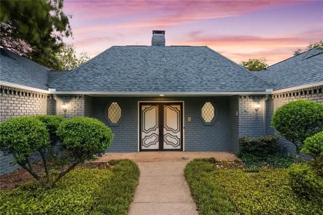 7212 Briarmeadow Drive, Dallas, TX 75230 (MLS #14151190) :: Frankie Arthur Real Estate