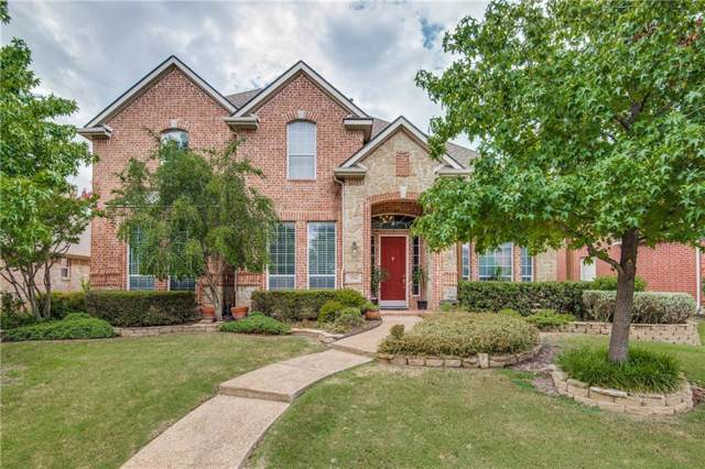 2514 April Sound Lane, Frisco, TX 75033 (MLS #14151212) :: Van Poole Properties Group