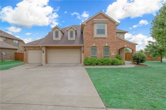 2600 Wood River Parkway, Mansfield, TX 76063 (MLS #14151221) :: The Real Estate Station