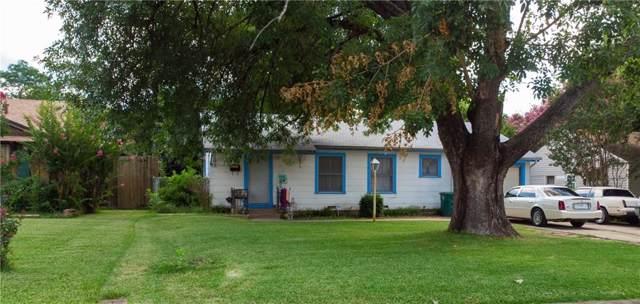 3524 Hampshire Boulevard, Fort Worth, TX 76103 (MLS #14151223) :: The Paula Jones Team | RE/MAX of Abilene