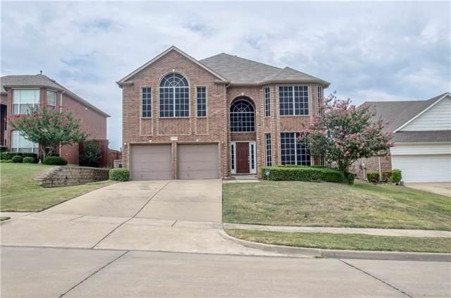 1775 Hidden Brook Drive, Grand Prairie, TX 75050 (MLS #14151234) :: The Good Home Team