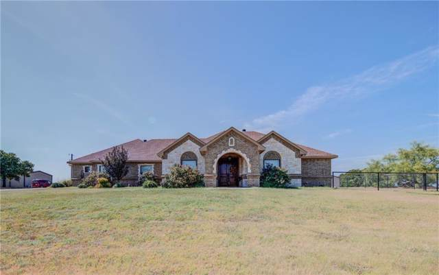 1007 County Road 4371, Decatur, TX 76234 (MLS #14151290) :: Hargrove Realty Group