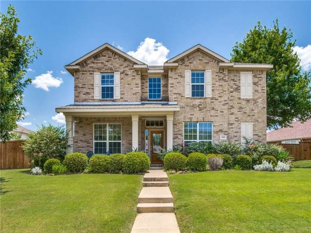 2000 Creekdale Drive, Denton, TX 76210 (MLS #14151334) :: Frankie Arthur Real Estate