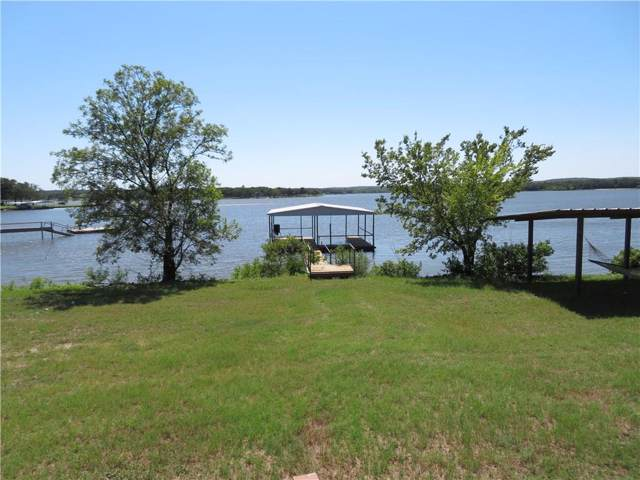 1368 Beach Road, Bowie, TX 76230 (MLS #14151346) :: Hargrove Realty Group
