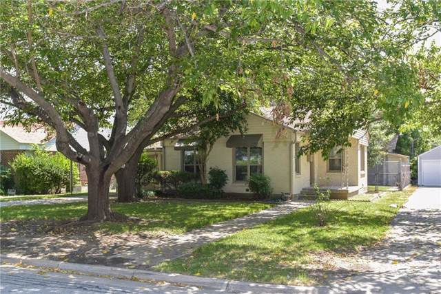 3729 Carolyn Road, Fort Worth, TX 76109 (MLS #14151359) :: The Mitchell Group